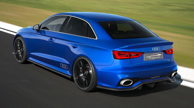 audi a3 clubsport quattro el concept que anticipa al rs 3 visionmotor. Black Bedroom Furniture Sets. Home Design Ideas